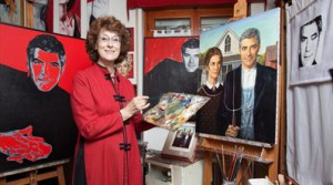 George-Clooney-art