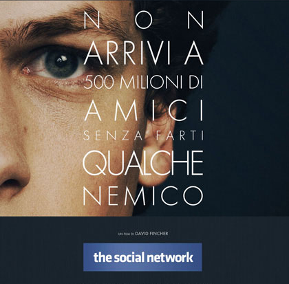 "an analysis of the social network a movie by david fincher The social network [motion picture  an ethical analysis on ""the social network  march 5, 2015 film apignatelli by anah pignatelli fincher, d."