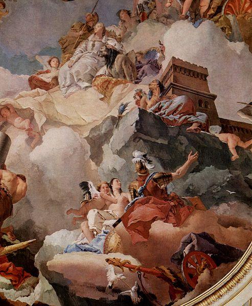 di-sotto-in-su-italian-expression-illusionistic-painting-technique